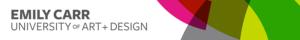 Logo Emily Car University Of Art And Design