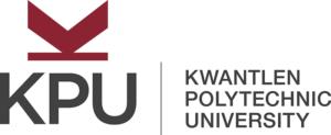 Logo Kwantlen Polytechnic University