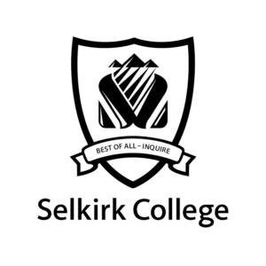 Logo Selkirk College