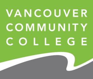 Logo Vancouver Community College